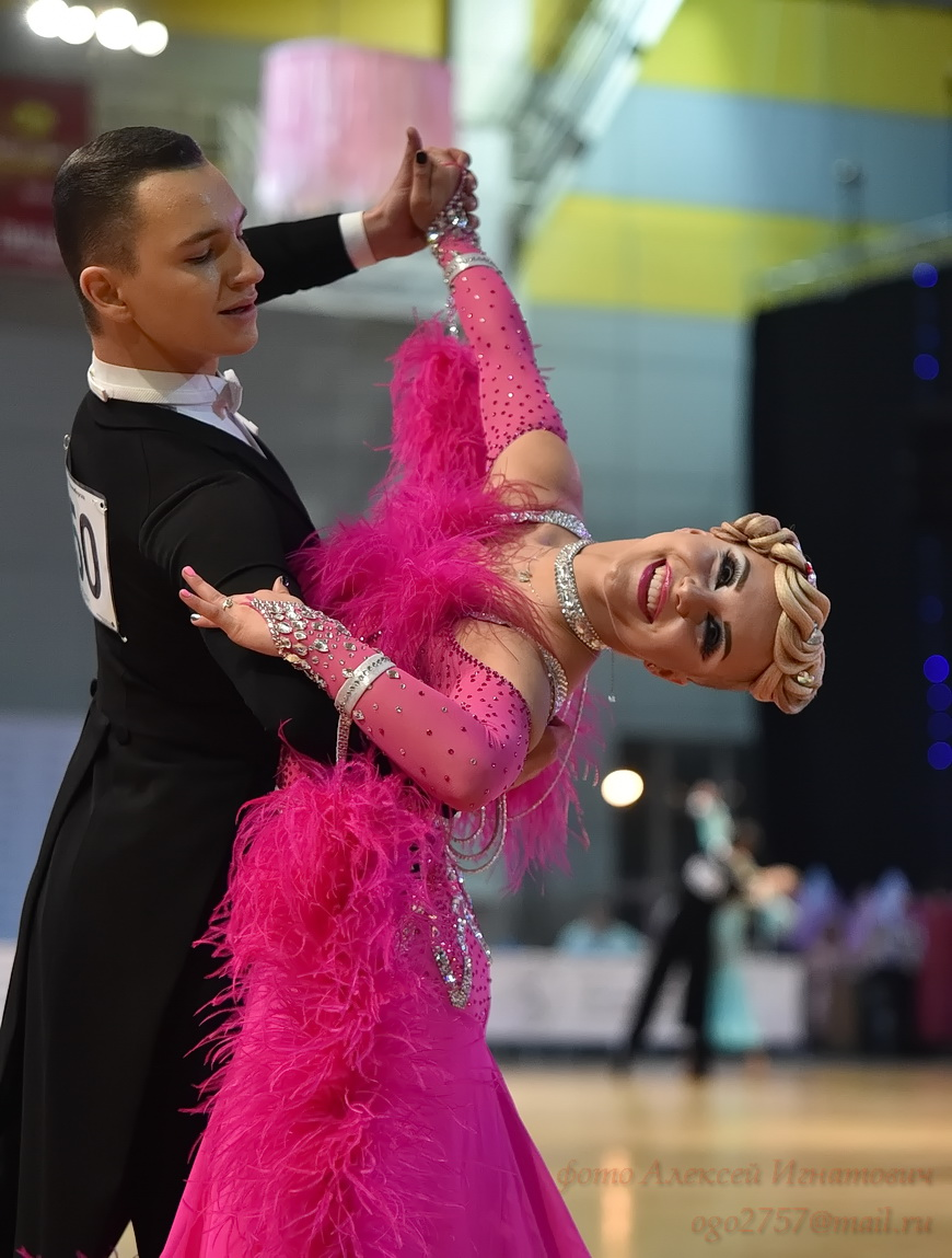 «Кубок мэра города Новосибирска» по танцевальному спорту