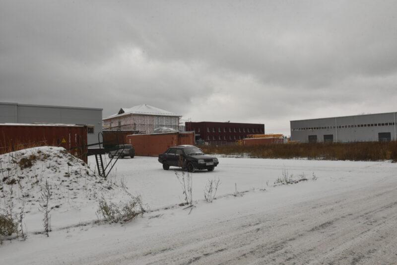 Промышленная зона на Тухачевского, 21