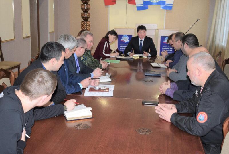 На Алтае создана Ассоциация военно-патриотического воспитания