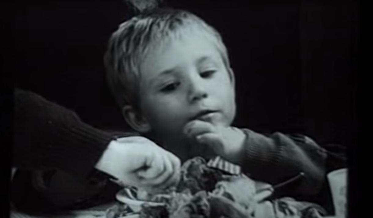 """Кадр из фильма Юрия Шиллера """"Полет шмеля"""""""