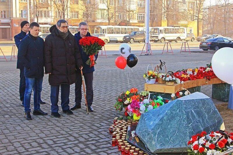 Амант Тулеев, Зимняя вишня