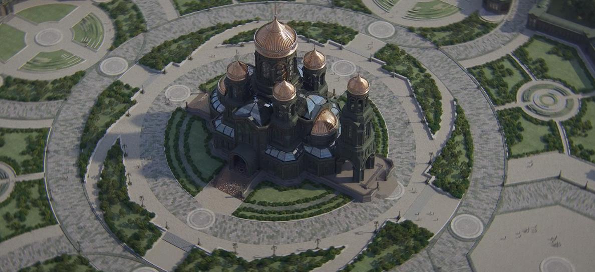 Храм Победы