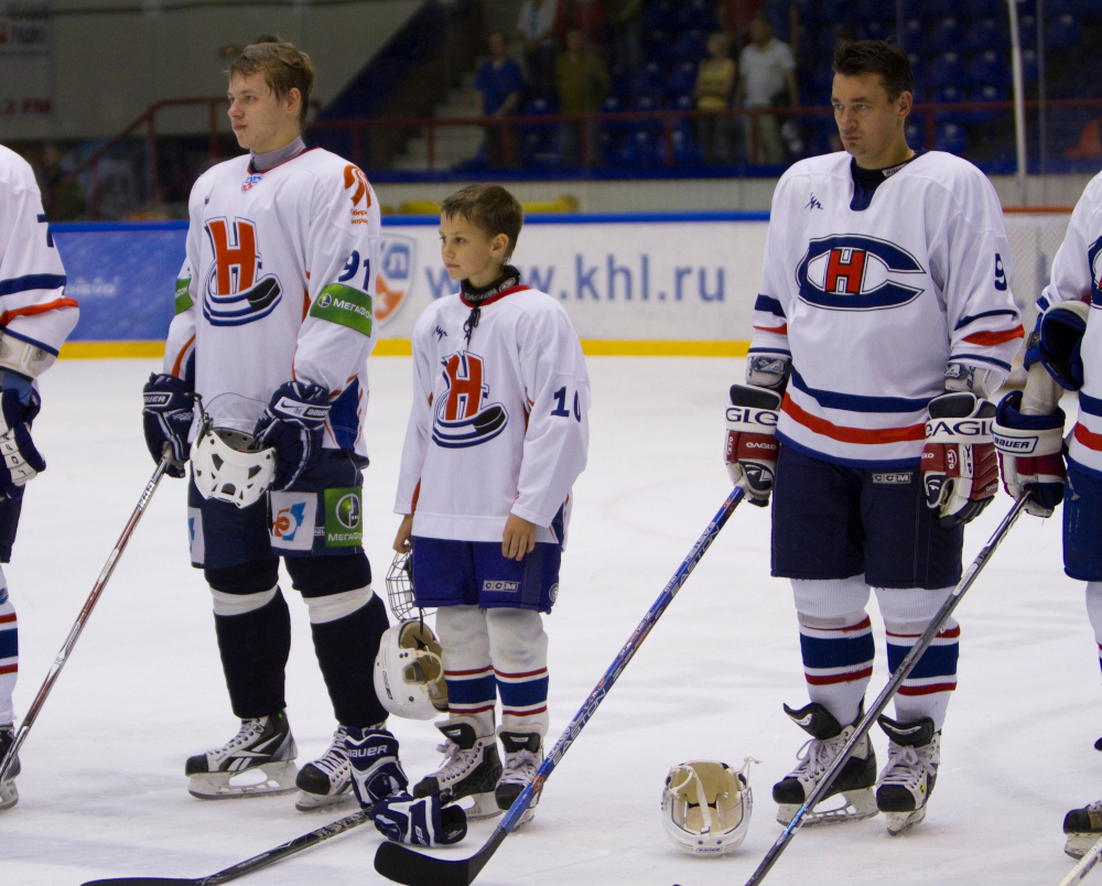 Владимир, Валентин и Андрей Тарасенко