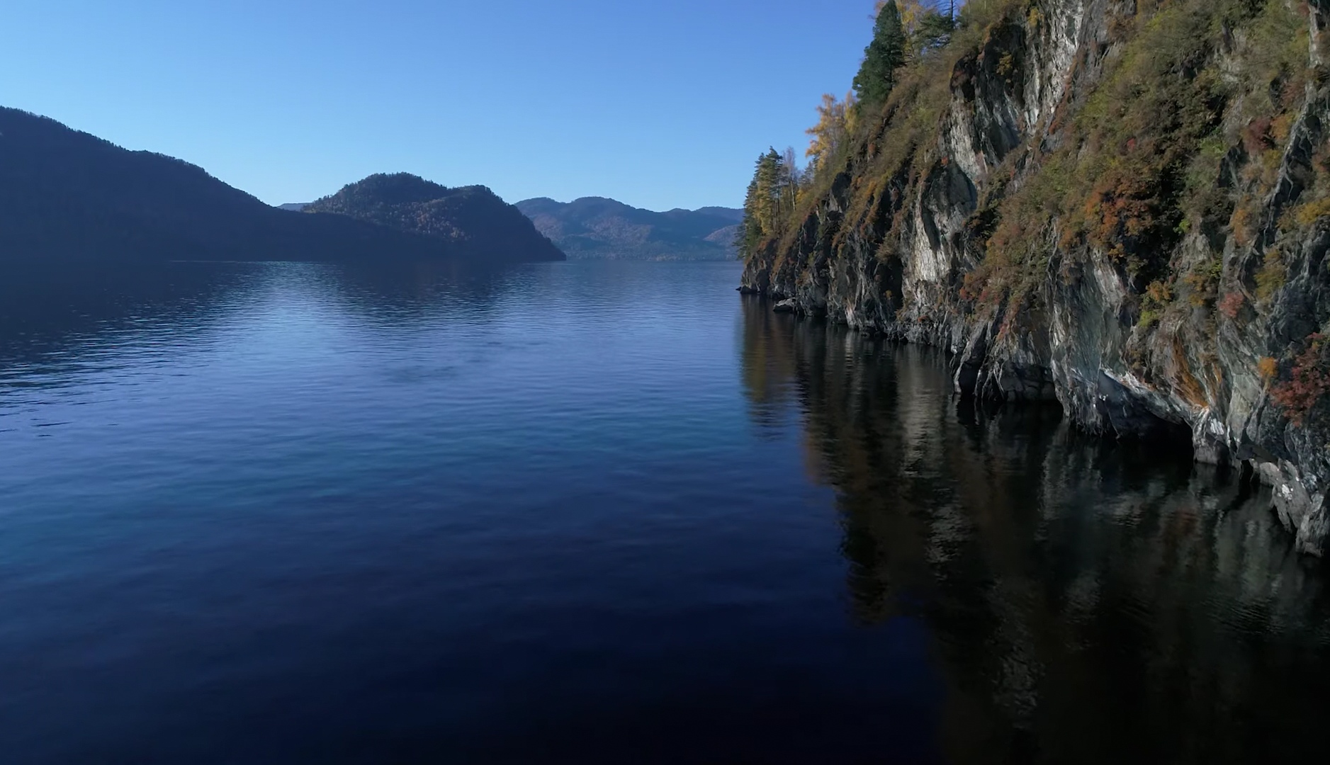 Озеро Телецкое