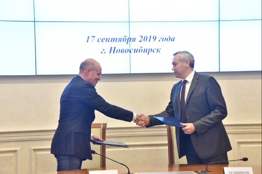 Андрей Травников и МедИнвестГрупп