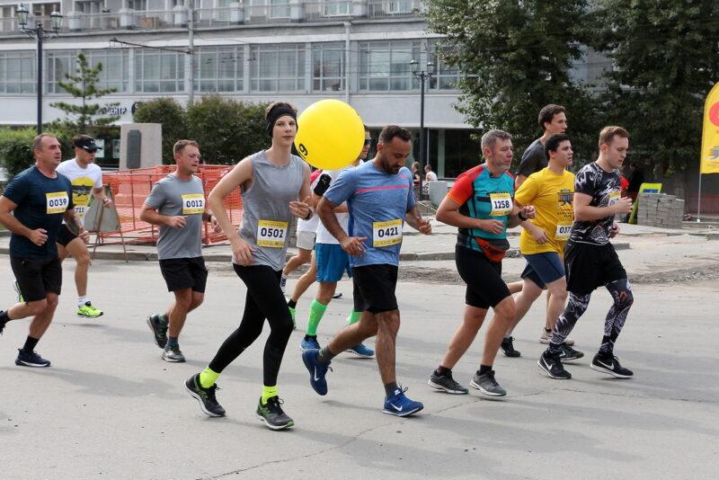 марафон Раевича
