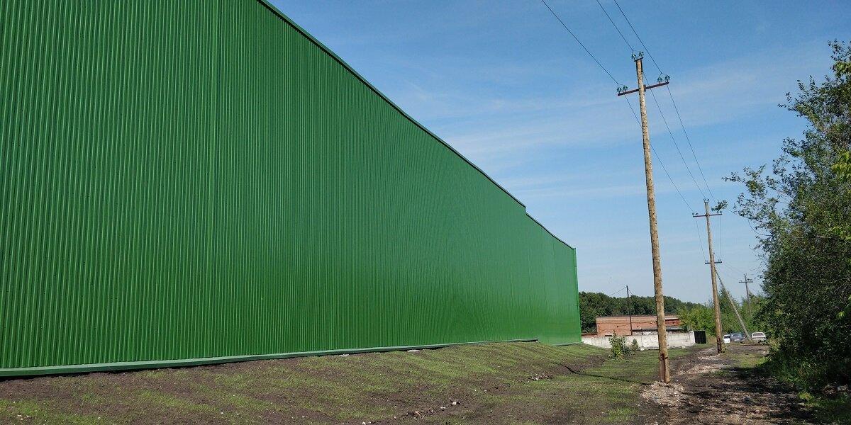 Шумозащитный экран в Киселевске