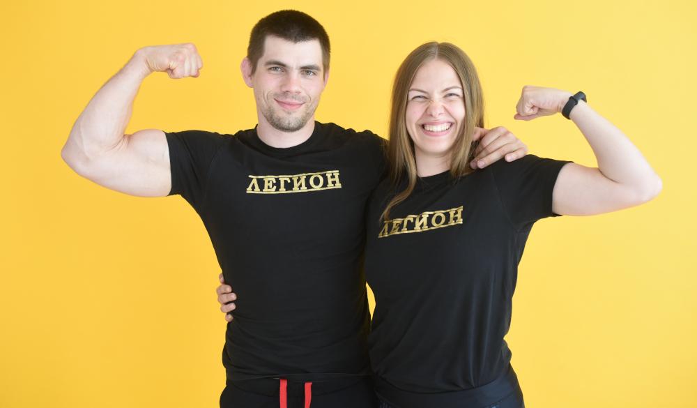 Александр и Римма Ануфриевы