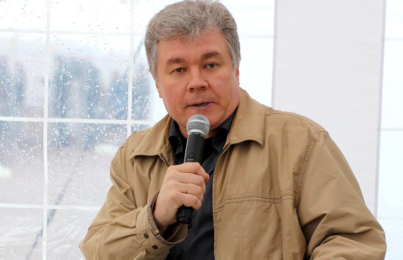 Виталий Сероклинов