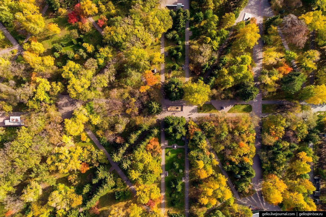Осенний Новосибирск