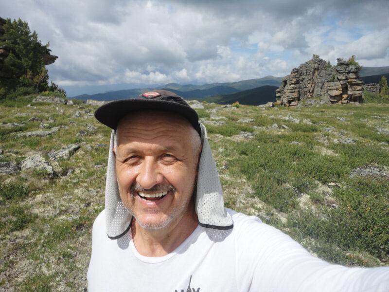 Доктор философских наук Николай Розов