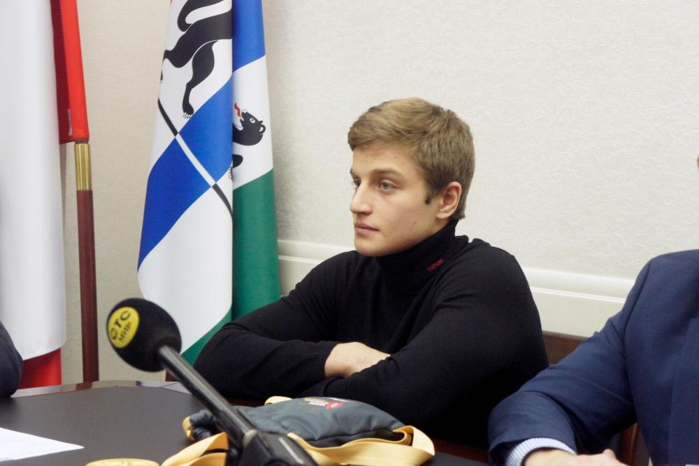 Чемпион мира по спортивной гимнастике-2019 Иван Стретович