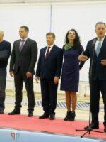 Президент ОКР Станислав Поздняков (крайний справа) посетил в родной Новосибирск. Фото автора
