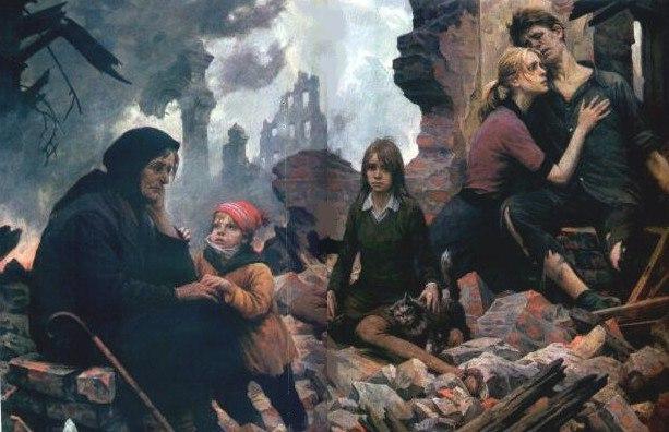 «Зло мира. Век ХХ», Борис Щербаков (1916 — 1995)
