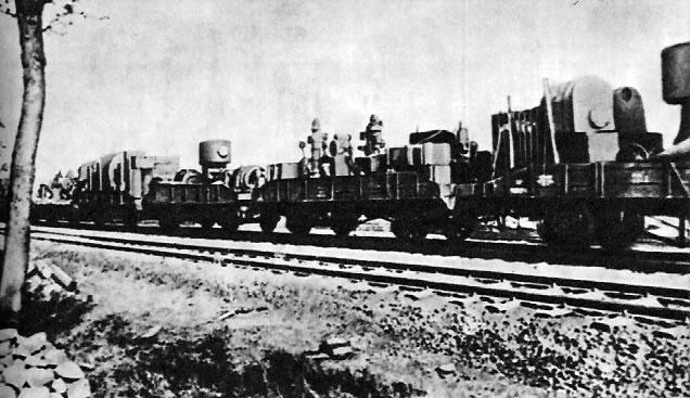 Новосибирск в годы Войны. Архивное фото