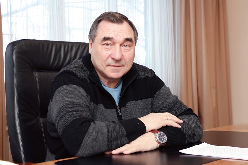 Анатолий Степанов (фото С. Завражных)