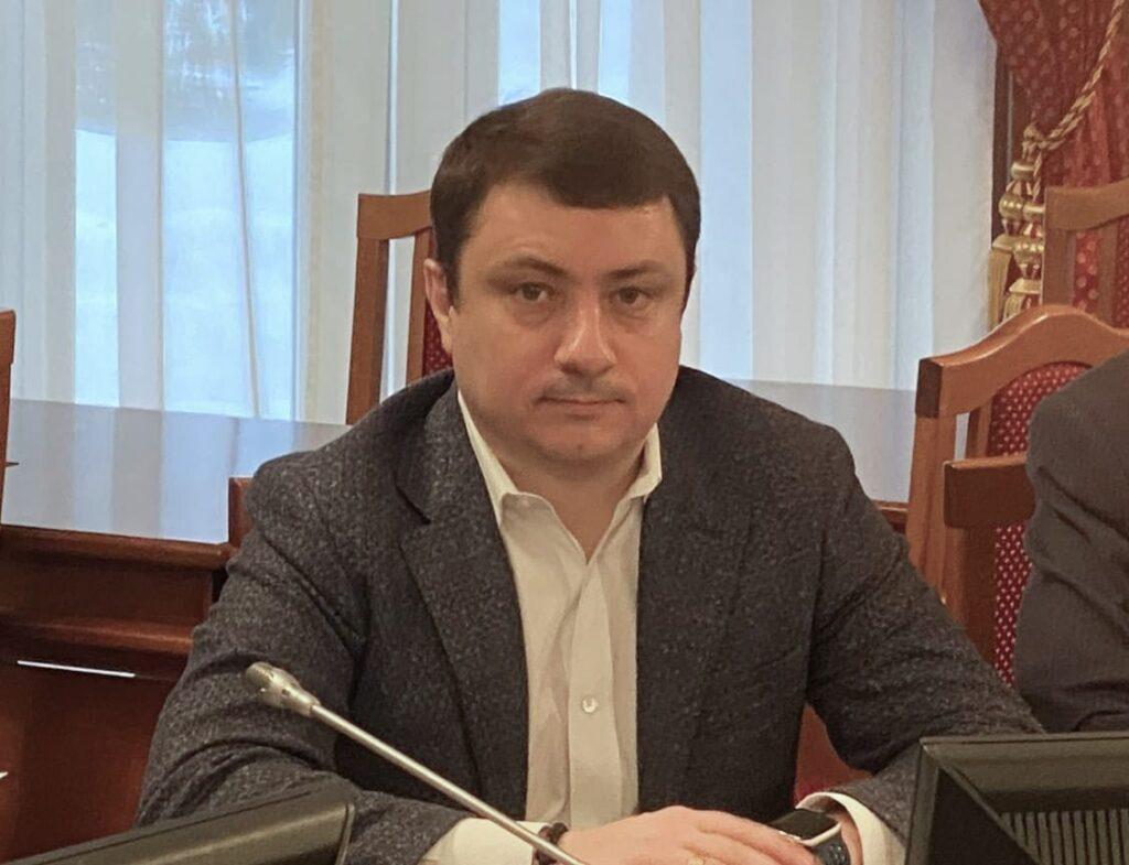 Депутат заксобрания Алексей Андреев