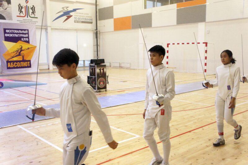 Отменен чемпионат России по фехтованию в Новосибирске, намеченный на вторую половину апреля. Фото автора