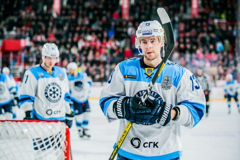 Финн Микаэль Руохомаа принес «Сибири» вторую победу в плей-офф. Фото из официальной группы «Сибири» ВКонтакте