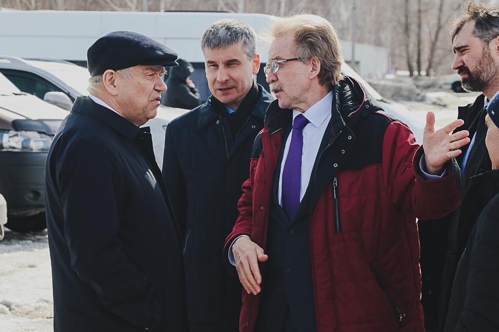 В Наукограде Кольцово начались проектно-изыскательские работы по строительству ЦКП «СКИФ»