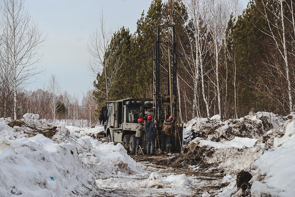 В Наукограде Кольцово начались проектно-изыскательские работы по строительству ЦКП «СКИФ».
