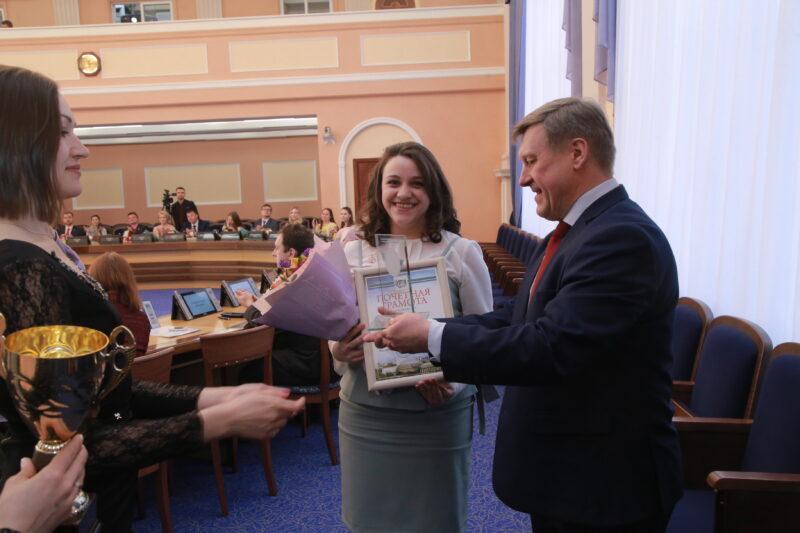 Учитель года - Татьяна Глиненко