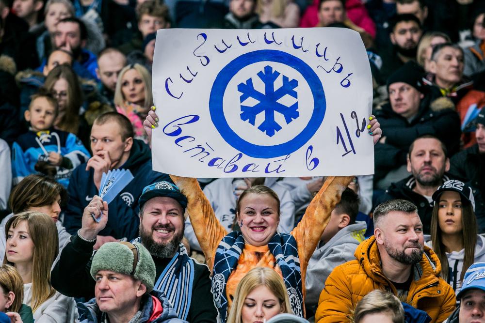 Фото из официальной группы ХК «Сибирь» ВКонтакте