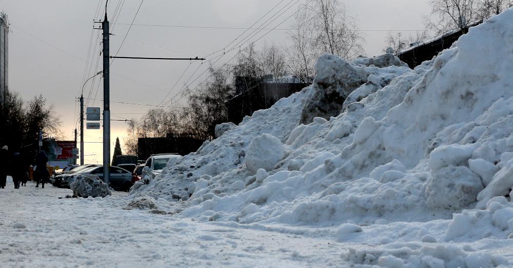 -Новость снег сибирский информационный портал 18 Март