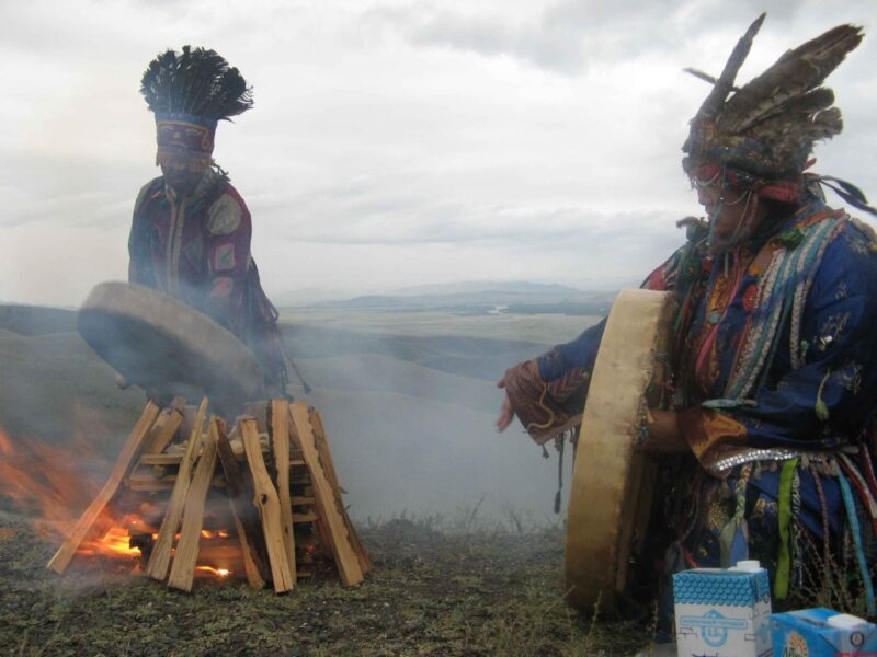 Алтайские шаманы
