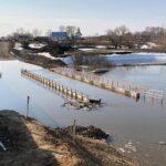 Томская область: уточняем границы территорий попадающих под половодье