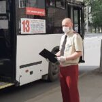 В Новосибирской области проверяют общепит, торговые центры и транспорт