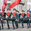 Парад Победы в Новосибирске, 2019 год. Фото: Сергей Завражных