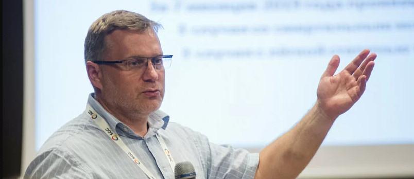 Кирилл Крутиков. Фото предоставлено пресс-службой СГК