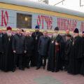 Поезд Памяти в Новосибирской области, 2015 год. Фото: nso.ru