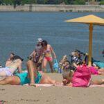 Пляжи Новосибирска закроют для отдыхающих
