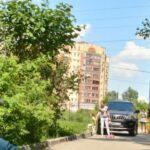 Военные провели мини-парады Победы у домов фронтовиков в Новосибирске (фото)