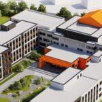 Губернатор поручил начать второй этап строительства гимназии №3 в Академгородке за счет областного бюджета