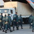 Спасатели МЧС из Новосибирской области направлены в Норильск для ликвидации последствий ЧП. Фото: 54.mchs.gov.ru