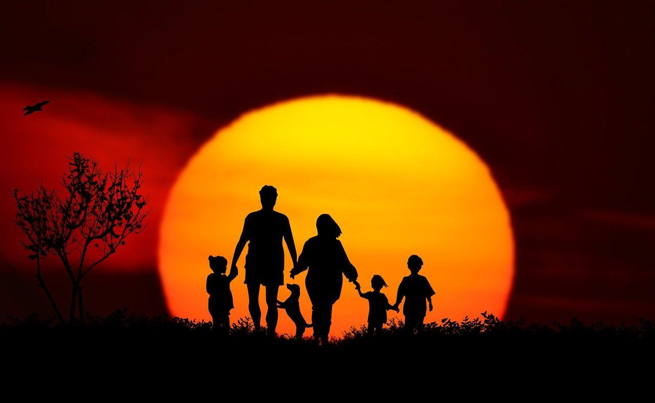 «Многодетные семьи - будущее России»
