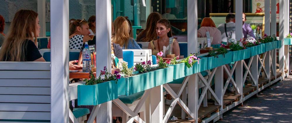 летние кафе в Новосибирске