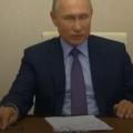 Путин и его ручка