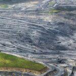 Грязевой сель сошел с отвала в Новосибирской области