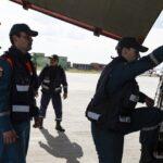 Новосибирские спасатели вернулись из Норильска
