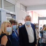 Андрей Травников поблагодарил жителей Новосибирской области за активное участие в голосовании