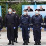 Сводный отряд полиции Новосибирской области отправился в командировку на Кавказ