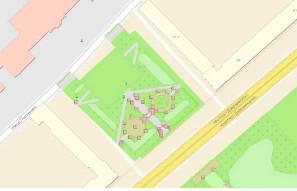 Сквер Бартини