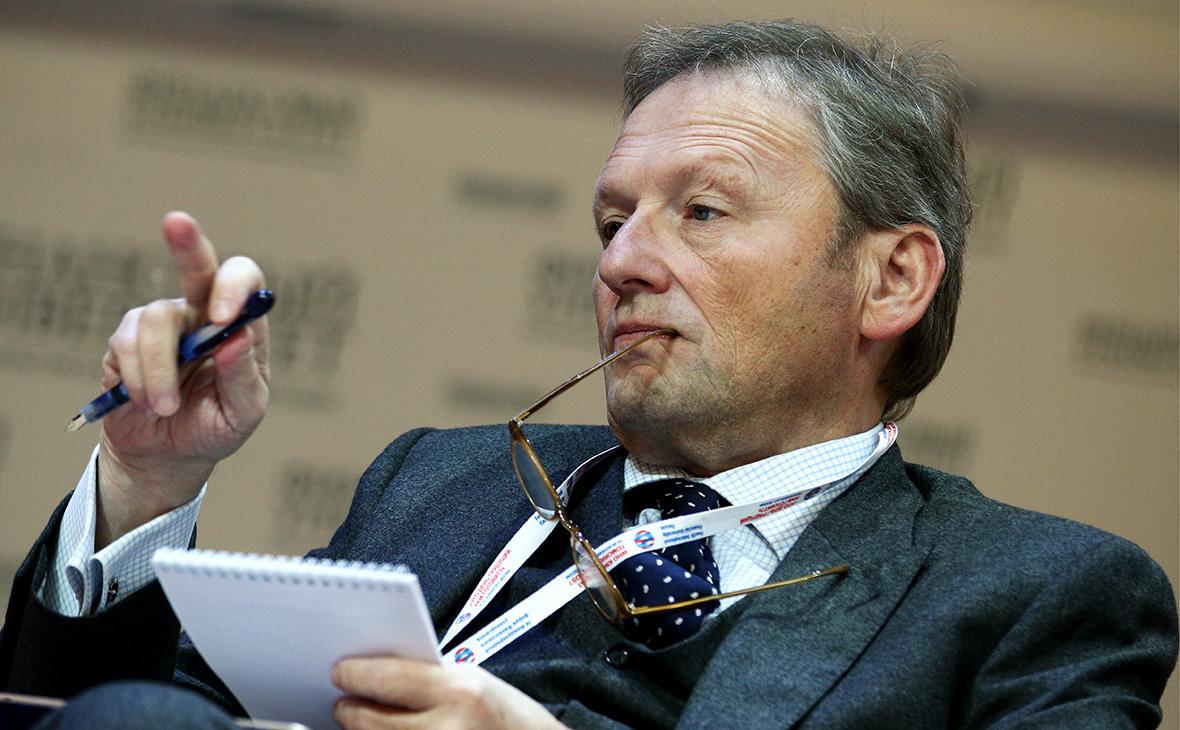 Борис Титов (Фото: Михаил Терещенко / ТАСС)
