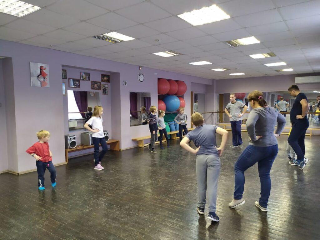 Адаптивная физкультура для детей и родителей