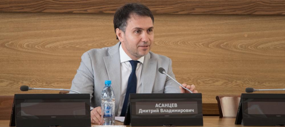 Дмитрий Асанцев. Фото: Кирилл Буньков
