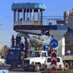 Самый известный стационарный пост ГИБДД сносят в Новосибирске